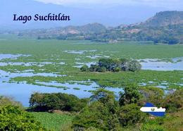 El Salvador Lake Suchitlan New Postcard - El Salvador