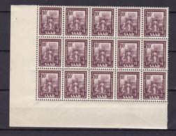 SAARLAND - 1949 Year - Michel 272 - MNH - Unused Stamps