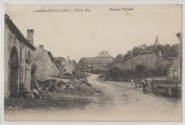 GERMAINVILLIERS - Petite Rue - Unclassified