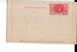 398  ENT Entier Postal  GUINEE  CL - Storia Postale