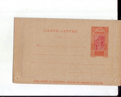 399  ENT Entier Postal  GUINEE  CL - Storia Postale