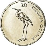 Monnaie, Slovénie, 20 Tolarjev, 2006, Kremnica, TTB, Copper-nickel, KM:51 - Slovenia