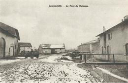 Laneuvelotte  Le Pont Du Ruisseau - Altri Comuni