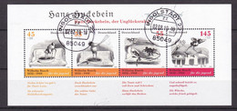 BRD - 2007 Year - Michel Block 71 - Used - Used Stamps