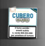 Tabacco Pacchetto Di Sigari Italia - 10 Cubero N.02  - (vuoto)  Tobacco-Tabac-Tabak-Tabaco - Scatola Di Sigari (vuote)