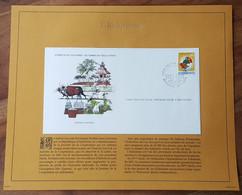 INDONESIE - FDC 1979 - YT N°855 - Journée De La Coopération - Sur Document - Indonesien