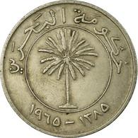 Monnaie, Bahrain, 100 Fils, 1965/AH1385, TTB, Copper-nickel, KM:6 - Bahrain