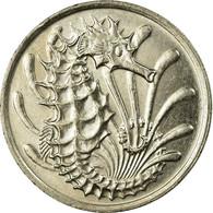 Monnaie, Singapour, 10 Cents, 1982, Singapore Mint, TTB, Copper-nickel, KM:3 - Singapore