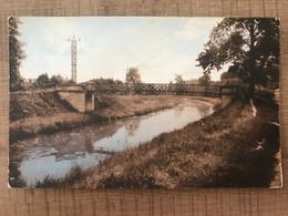 MERY SUR SEINE La Passerelle Du Canal - Altri Comuni