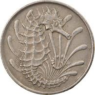 Monnaie, Singapour, 10 Cents, 1971, Singapore Mint, TB+, Copper-nickel, KM:3 - Singapore