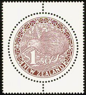 NOUVELLE-ZELANDE -  Kiwi Brun (Apteryx Australis) $1.50 - Kiwis