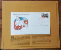 CHINE - FDC 1979 - YT N°2226 - Grande Muraille De Chine / Automne - Sur Document - ...-1979