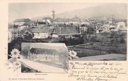 Delémont Ecole Normale 1902 - JU Jura