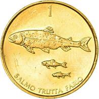 Monnaie, Slovénie, Tolar, 2004, TTB, Nickel-brass, KM:4 - Slovenia