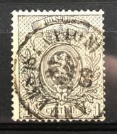 België, 1866-67, Kleine Leeuw, Nr 23A, OBP 14€ - 1866-1867 Petit Lion (Kleiner Löwe)