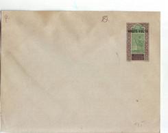 438 ENT Entier Postal  Haut Sénégal Et Niger ENV - Storia Postale