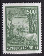 ARGENTINE - Faune, Cerf De La Terre De Feu - Tb Y&T N° 735 - MNH - Ungebraucht