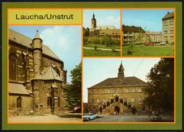 F2828 - TOP Laucha Kr. Nebra Neubaugebiet - Bild Und Heimat Reichenbach - Zonder Classificatie