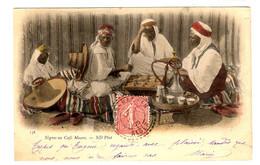 50363 - De BABAHASSEN - Covers & Documents