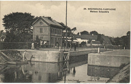 PENICHE     BOURBOURG CAMPAGNE  MAISON ECLUSIERE - Arken