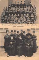¤¤  -  TURQUIE  -  Grands Et Petits Séminaristes Slaves De CARA-AGHATSCH Près ANDRINOPLE - Carte 2 Vues  -  ¤¤ - Turchia
