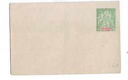 444  ENT Entier Postal  Inde ENV - Cartas