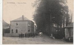 Wavreille - Route De Tellin - Animé - Phototypie Pinon - Vézin - Rochefort