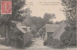 76 - VEULES LES ROSES - Le Chemin De L' Abreuvoir - Veules Les Roses