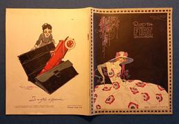 """0539 """"RIVISTA FIAT  LUGLIO/AGOSTO 1924 ANNO V° NR. 7-8 - IL SALONE DELL'AUTOMOBILE......................"""" - Motori"""