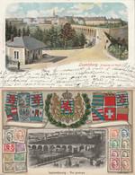 GD DU LUXEMBOURG - 2 CARTES - LUXEMBOURG - 2 CARTES - Lussemburgo - Città