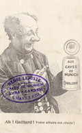 Charleroi. Aux Caves De Munich.(Pub) - Charleroi