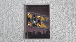 Postkarte AK Die Siegreichen Fahnen U. Standarten Nachrichtentruppe Karte 9 Wehmacht Stempel - 1939-45