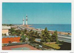 Koweit Kuwait Pearl Of Golf Court De Tennis Piscine Plongeoir Tobogan PUB SEIKO VOIR TIMBRE En 1978 - Kuwait
