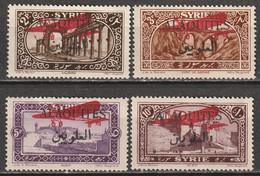 Alaouites Poste Aérienne N°9 - 12 * Voir Description - Ungebraucht