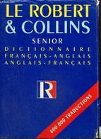 Le Robert & Collins Senior - Dictionnaire Français-anglais, Anglais-français - Atkins B.T., Duval A., Milne R.C. - 1998 - Dictionaries, Thesauri