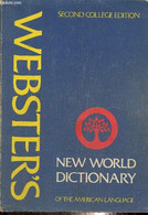 Webster's New World Dictionary Of The American Language - Guralnik David B. & Collectif - 1979 - Dictionaries, Thesauri