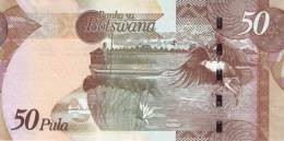BOTSWANA P. 32b 50 P 2012 UNC - Botswana