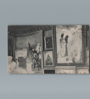 25 - Doubs - Besançon - Cpa - Musée - L'Absolution De Poirson  - Dante Et Virgile Aux Enfers De Courtois - Besancon