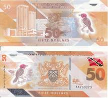 Trinidad & Tobago - 50 Dollars 2020 UNC Lemberg-Zp - Trinité & Tobago