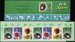 Korea 2000. Sports (MNH OG) StampPack - Korea (Nord-)