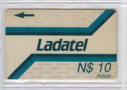 Mexico - Ladatel (GPT) - N$10 - 19MEXA - Voir Scans - Mexique