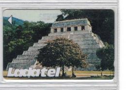 Mexico - Ladatel (GPT) - Temple - 12MEXB (lettre B) - Voir Scans - Mexique