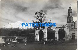 167044 MEXICO PUEBLA VISTA PARCIAL POSTAL POSTCARD - Mexique