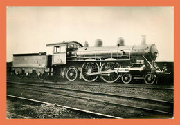 A597 / 019 Museon Di Rodo UZES Locomotive Atlantic - Unclassified