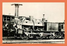A597 / 021 Museon Di Rodo UZES Locomotive N° 704 L'AUROCH - Unclassified