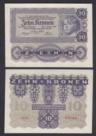 ÖSTERREICH - AUSTRIA 10 Kronen 2.1.1922 Pick 75 AUNC (a1)   (26777 - Austria