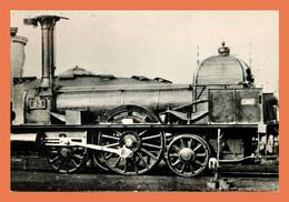 A597 / 025 Museon Di Rodo UZES Locomotive N°83 L'ISERE - Unclassified