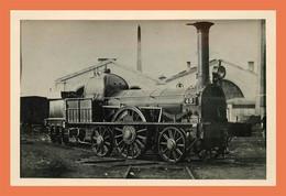A597 / 035 Museon Di Rodo UZES Locomotive Stephenson - Unclassified