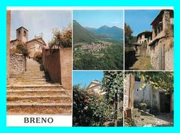 A857 / 431 Suisse BRENO Multivues ( Timbre ) - TI Tessin