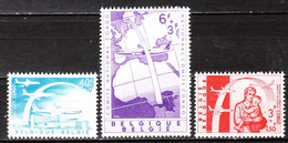 1147/49**  Pont Aérien - Série Complète - MNH** - Vendu à 10% Du COB!!!! - Unused Stamps